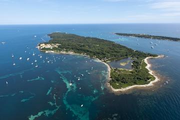 Excursión independiente de un día a la Ile Sainte-Marguerite desde...