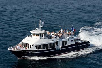 Excursion indépendante d'une journée sur l'île Sainte-Marguerite au...