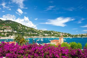 Französische Riviera Besichtigungs-Bootsfahrt von Nizza aus