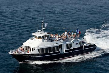 Gita giornaliera indipendente all'Isola Santa Margherita da Cannes in