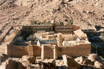 St Catherine Monastery Small Group Tour from Dahab