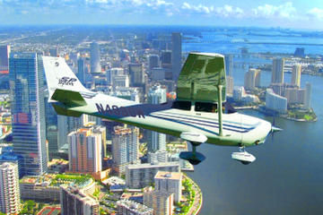 Grand tour aereo di Miami