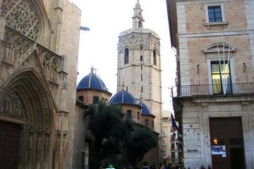 Recorrido histórico y gourmet por Valencia con cena con paella