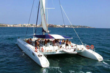 Valencia Sailing Trip with Historical...