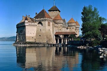 Escapada de un día a Montreux, Château de Chillon y Chaplin's World...