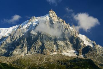 Excursão independente em Chamonix e Mont Blanc partindo de Genebra
