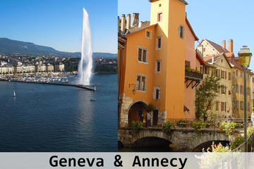 Geneva city tour and Annecy Private Guided Tour