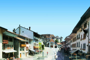 Gruyeres Gold Day Tour from Lausanne...