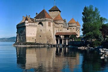 Montreux, Château de Chillon, and...