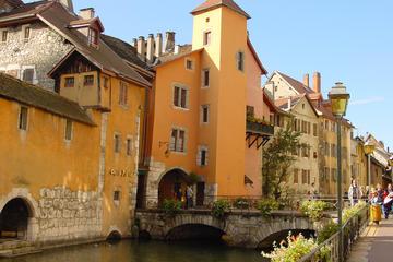 Recorrido de medio día por Annecy desde Ginebra