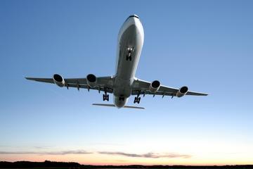 Trasferimento privato all'arrivo: dall'aeroporto di Ginevra a un