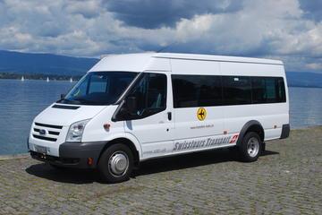 Traslado compartido para salidas: desde hoteles de Chamonix al...