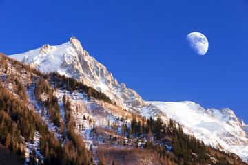 Viagem de um dia para Chamonix e Mont Blanc saindo de Genebra