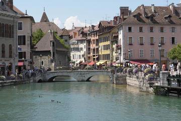 Visita a Ginebra y Annecy con crucero...
