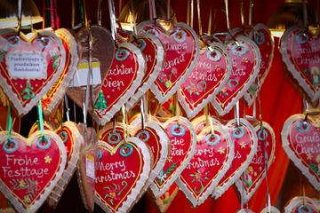 Weihnachten in Montreux und Chillon