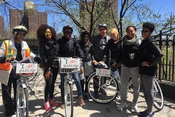 Experiencia de recorrido en bicicleta por Harlem