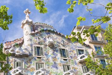 Billets coupe-file: billet pour la Casa Batlló de Gaudi avec visite...