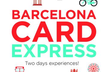 Cartão de desconto para Barcelona