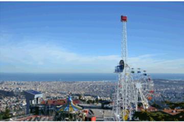 Tibidabo Amusement Park Tickets in Barcelona