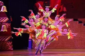 Entertainment in Beijing :Worth to see the Acrobatic Show