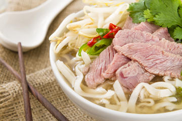 ハノイでのベトナム料理教室