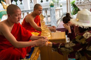 Baci Ceremony in Luang Prabang with Transfers