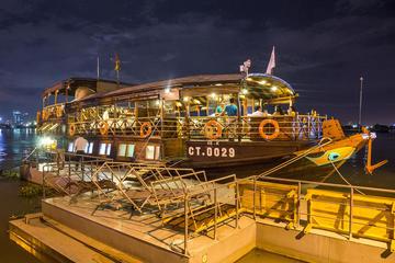 Lady Hau Saigon Flussfahrt inklusive Abendessen mit Hin- und...