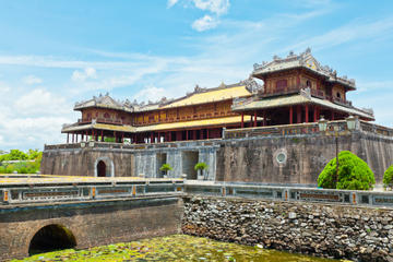 Private Tour: Hue City Sightseeing Including Imperial City, Royal...