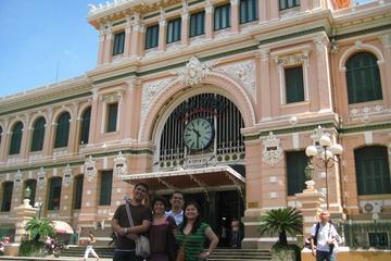 Privattur: Ho Chi Minh City heldagstur