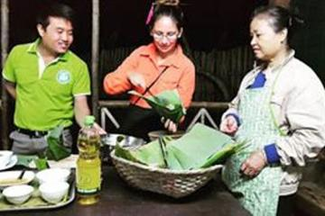 Small-Group Bamboo Workshop and Cooking Class from Luang Prabang