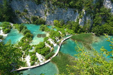 Private Plitvice Lakes Day Trip from Split