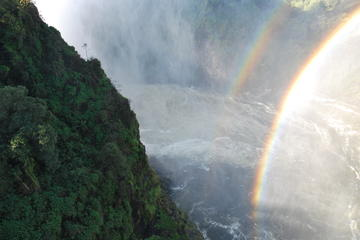 Victoria Falls Tour from Livingstone