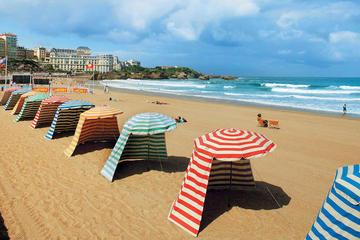 Experiencia en la costa vasco-francesa