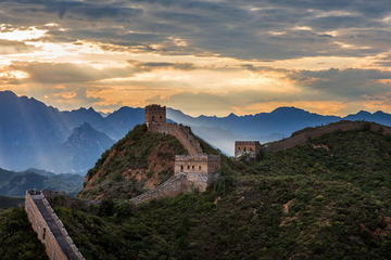 Beijing Private Trip: Original Section of the Great Wall at Jinshanling with Lunch