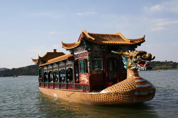 Private Day Tour: Juyongguan Pass, Sacred Way of Ming Tombs, Plus Dragon Boat Ride at Summer Palace