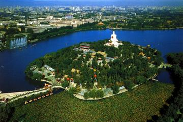 Private Day Tour to Jingshan Hill and Beihai Park plus Hutong with...
