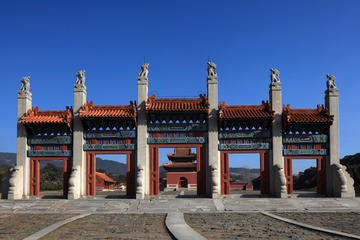 Private Full-day Huangyaguan Great Wall and Eastern Qing Tombs from Beijing