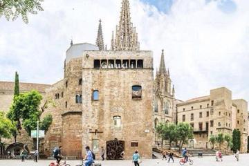 Gaudí Exhibition Center in Barcelona
