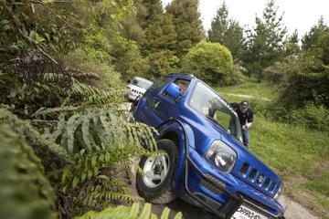 Circuit du safari en 4x4 dans le bush à Rotorua