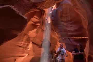 Excursion d'une journée à l'Antelope Slot Canyon et à l'Horseshoe...