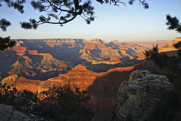 Grand Canyon Sunset Tour from
