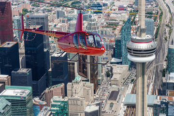 Day Trip 7-Minute Helicopter Tour Over Toronto near Toronto, Canada