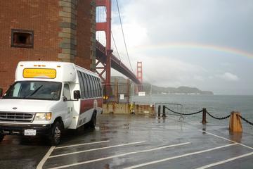 San Francisco Stadtbesichtigung mit Film-Sehenswürdigkeiten