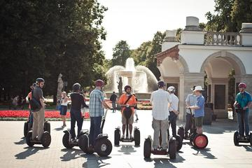 Warsaw Segway Regular Tour