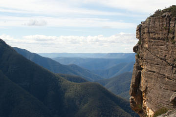 Inside the Greater Blue Mountains...