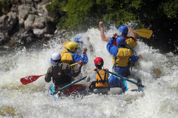 Day Trip Upper Klamath 1-Day Rafting Trip near Ashland, Oregon