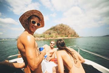 Chárter de un día a Isla Taboga desde Ciudad de Panamá