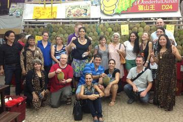 Geylang Food Tour at Night