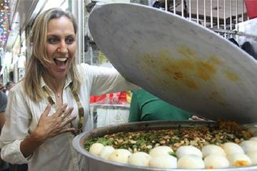Singapore Food Market Adventure