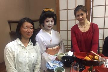 Geisha Banquet Experience at a Former Samurai's Residence with Kaiseki-Ryouri